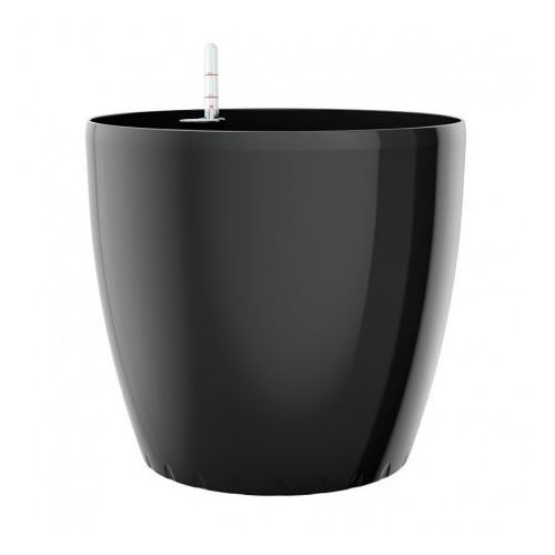 Donica 35 cm Casa Brilliant czarna (system nawadniania) – Emsa od Chantico