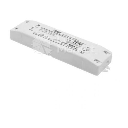 Kanlux - Transformator elektroniczny SET80LT 12V 20-80W - 1421 - Autoryzowany partner KANLUX. 10 lat w interne