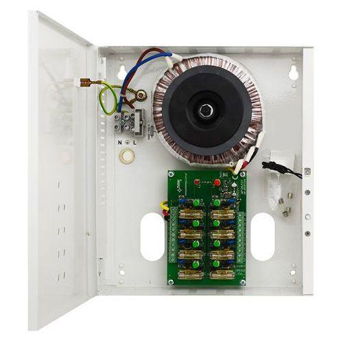 Artykuł Zasilacz 24VAC Pulsar PSAC 24VAC/6A/8x1A z kategorii transformatory