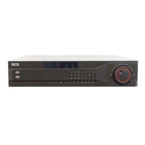 BCS-DVR1608H-960 Rejestrator hybrydowy IP & analogowy 2U, 16 kan wej. analogowych 960H i 16 kan. kamer IP Wej. analog.: 16 kan,@D1 25 kl/s każdy kanał, Kamery IP: Max 100 kl/s@1080p, 200 kl/s@720p, 480 kls@D1,Wyj. HDMI,VGA & BNC, max. rozdzielczość 1080p,