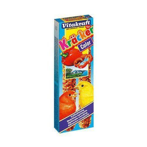 Kracker 2szt Kanarek Na wzmocnienie koloru 60g [26238]