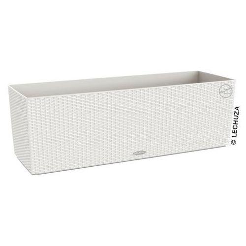 Produkt Donica Lechuza Trio Cottage biała, marki Produkty marki Lechuza