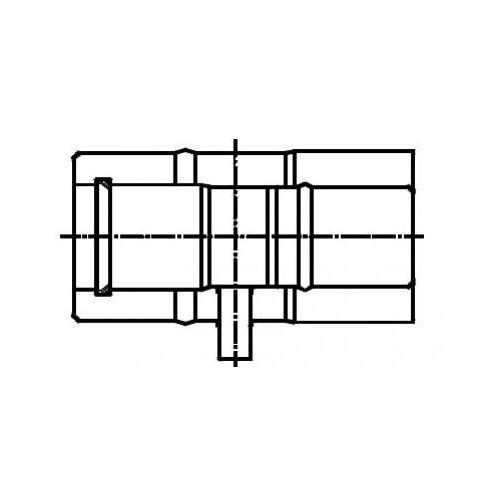 Oferta Termet Odskraplacz koncentryczny poziomy (60/100) z kat.: ogrzewanie