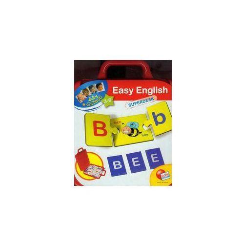 Towar Baby Genius Easy English walizka z kategorii skrzynki i walizki narzędziowe