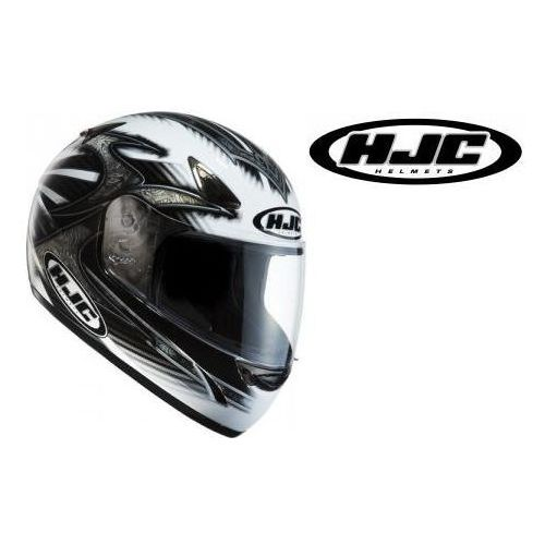 Kask HJC CS-14 BLI-BLK/WHT z kategorii kaski motocyklowe