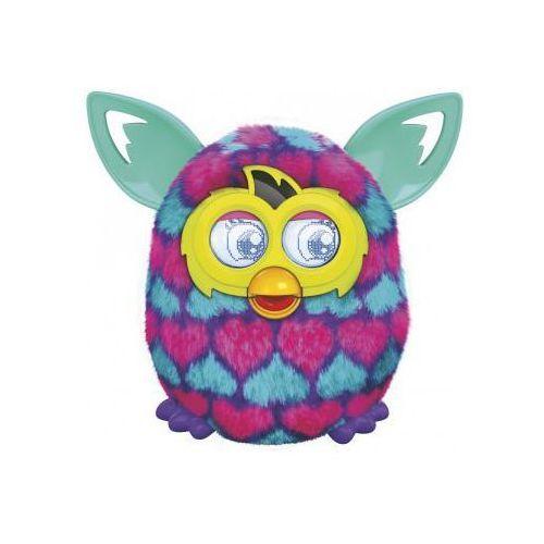 Furby Boom Sweet w różowe i niebieskie serduszka A4342/A6118 - produkt dostępny w Agito.pl