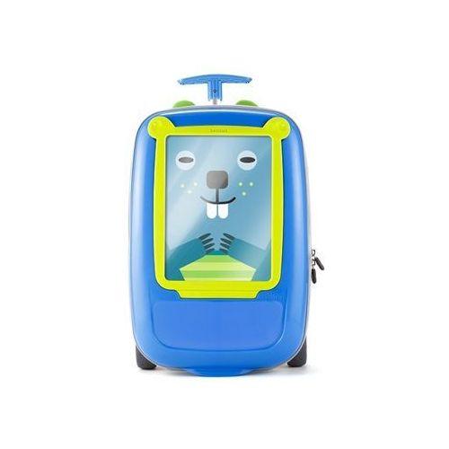 Walizka dla dzieci Go Vinci niebieska - produkt dostępny w mamagama