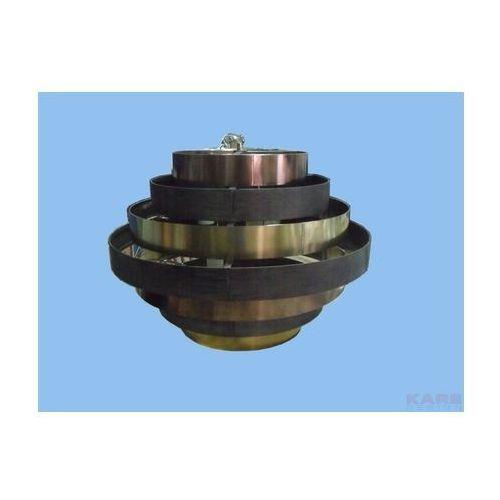Lampa wisząca Belt Round Coffee by Kare Design - sprawdź w ExitoDesign