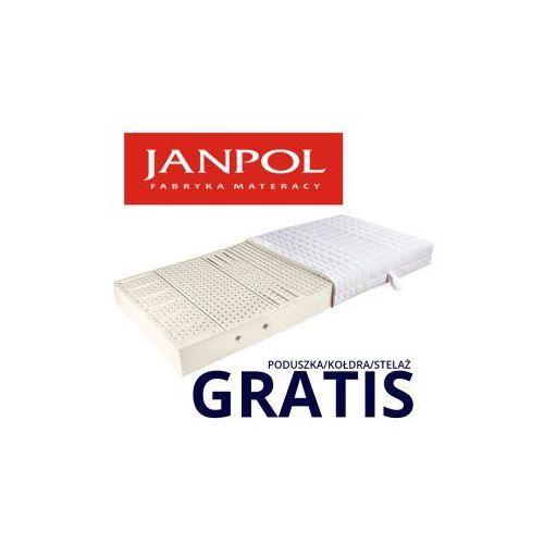 Materac DEMETER H2, H3 120x200 - Dostawa 0zł, GRATISY i RABATY do 20% !!!, produkt marki Janpol