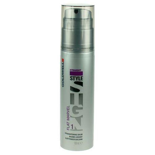 Goldwell StyleSign Straight Flat Marvel - balsam wygładzający 100ml - produkt z kategorii- odżywki do włosów