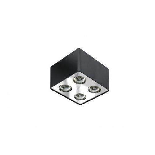NINO 4 LAMPA NATYNKOWA FH31434S BK/CH AZZARDO z kategorii oświetlenie