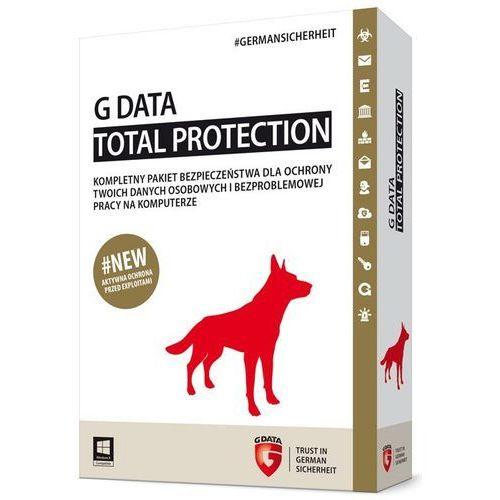 TotalProtection 2015 UPGRADE 3PC 1Y BOX - produkt z kategorii- Pozostałe oprogramowanie