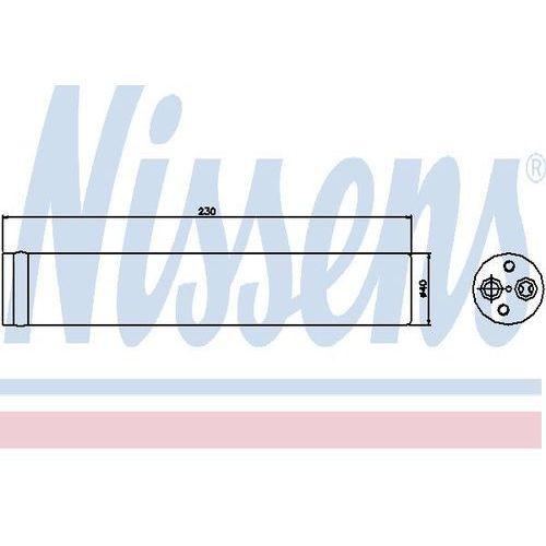Towar z kategorii: osuszacze powietrza - Osuszacz, klimatyzacja NISSENS 95426