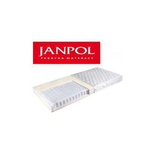 Materac SOKRATES 120x200 - Dostawa 0zł, GRATISY i RABATY do 20% !!!, produkt marki Janpol