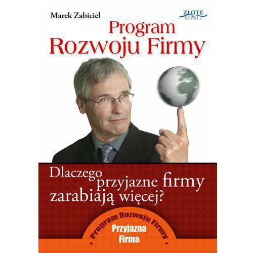 Program rozwoju firmy - PDF - produkt z kategorii- Pozostałe oprogramowanie