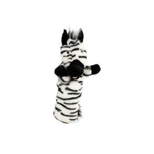 Zebra - pacynka długi rękaw (pacynka, kukiełka)