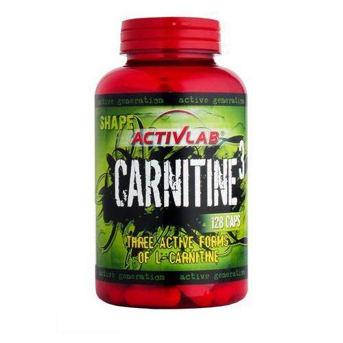 l-carnitine 3 - 128 kaps / dostawa w 12h / negocjuj cenę / dostawa w 12h wyprodukowany przez Activlab