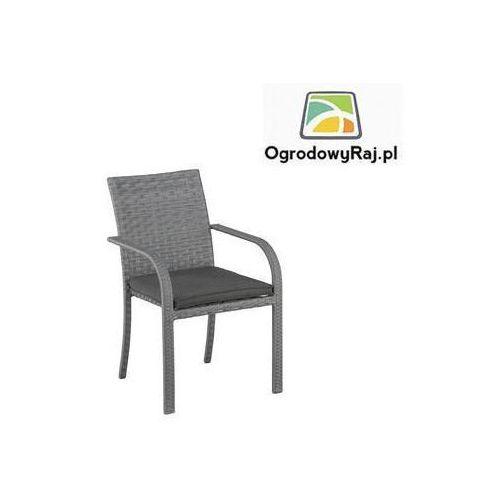 Towar z kategorii: pozostałe meble ogrodowe - BISTRO Fotel z poduszkami, odpowiedni do używania w obiektach