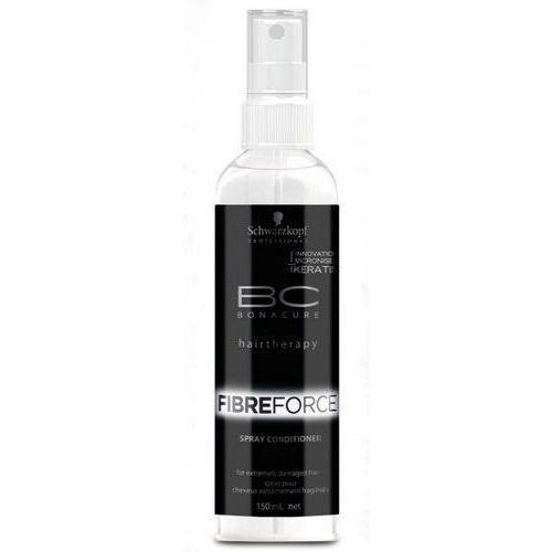 Schwarzkopf BC Bonacure Fibreforce Spray Conditioner 150ml W Odżywka do włosów zniszczonych - produkt z kategorii- odżywki do włosów