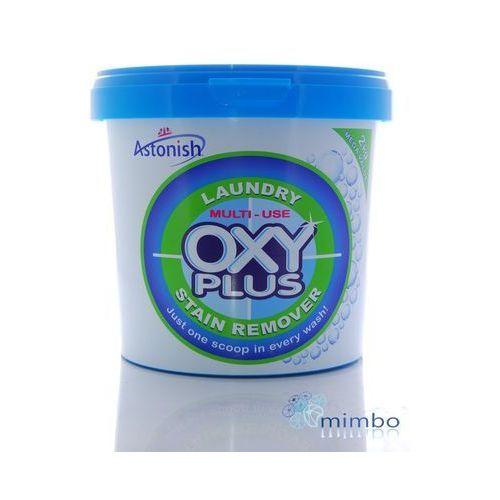 ASTONISH OXY-PLUS STAIN REMOVER (wybielacz i odplamiacz do ubrań) od Drogeria Mimbo