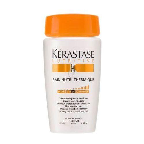 Kerastase NUTRITIVE BAIN NUTRI-THERMIQUE Kąpiel odżywcza do włosów bardzo suchych i uwrażliwionych (250 ml) - produkt z kategorii- odżywki do włosów