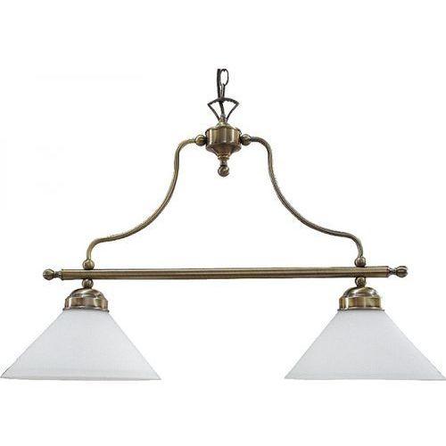 Artykuł ŻYRANDOL klasyczna LISTWA wisząca ART DECO MARIAN Rabalux 2707 IP20 patyna biały z kategorii lampy wiszące