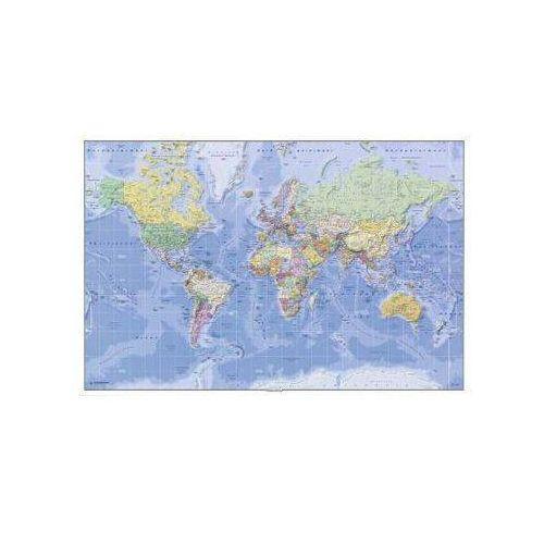 Świat mapa Polityczna + (A) od InBook.pl