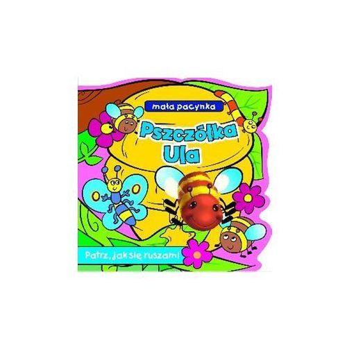 Pszczółka Ula. Mała pacynka (pacynka, kukiełka)