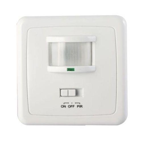 Orno Czujnik ruchu i zmierzchu podtynkowy LED 0-600W 160 stopni IP20 biały OR-CR-205 z kategorii oświetlenie