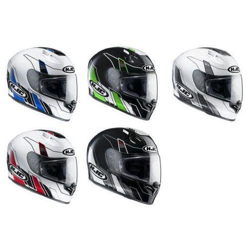 Kask HJC FG-17 ZODD ZOD-BLUE, ZOD-GREEN, ZOD-RED, ZOD-GREY, ZOD-WHITE z kategorii kaski motocyklowe