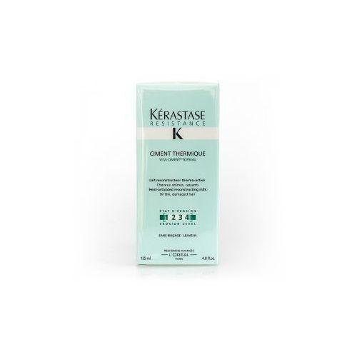 Kerastase Resistance Cement Thermique - Cement termiczny odbudowujący włosy, 125ml - produkt z kategorii- odżywki do włosów