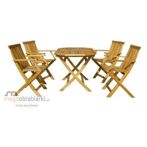 Produkt HECHT Zestaw ogrodowy - stół + 4 krzesła Basic Set 4 RATY 0,5% NA CAŁY ASORTYMENT DZWOŃ 77 41