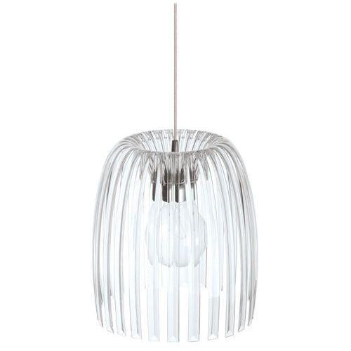 Koziol - Lampa wisząca Josephine M - bezbarwna przeźroczysta - bezbarwny przeźroczysty z kategorii oświetlenie