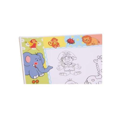 Podkładki do malowania dla dzieci (powystawowe) - oferta [059c247ef701f42c]