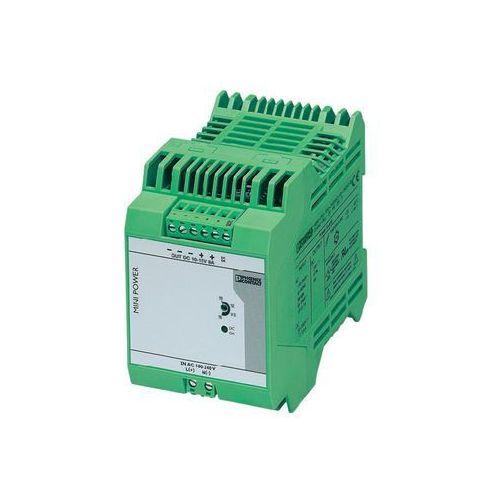 Artykuł Zasilacz na szynę Phoenix Contact MINI-PS-100-240AC/10-15DC/8, 100 - 240 V, 8 A z kategorii transfor