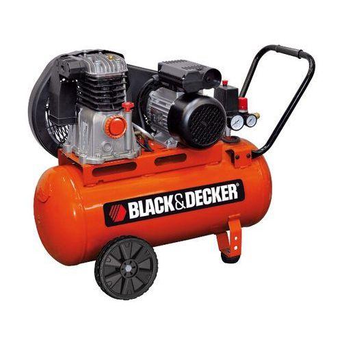 Kompresor elektryczny olejowy z napędem pasowym 100L 10 bar 3KM BMFC504BND016 Black&Decker, kup u jednego z partnerów