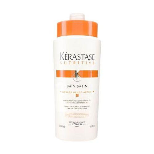 Kerastase NUTRITIVE BAIN SATIN NO. 2 Kąpiel odżywcza nr 2 do włosów suchych i uwrażliwionych (1000 ml) - produkt z kategorii- odżywki do włosów