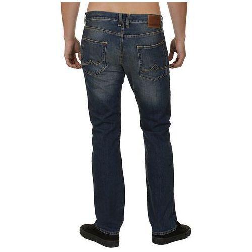 jeansy Quiksilver Matt Ador - Medium Used - produkt z kategorii- spodnie męskie
