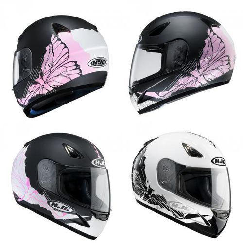 Kask HJC CS-14 COC-BLACK, COC-WHITE z kategorii kaski motocyklowe