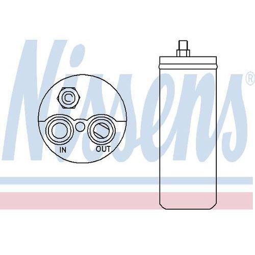 Towar z kategorii: osuszacze powietrza - Osuszacz, klimatyzacja NISSENS 95386