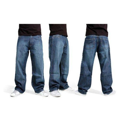 spodnie REELL - Baggy (MD BLUE) rozmiar: 29/32 - produkt z kategorii- spodnie męskie