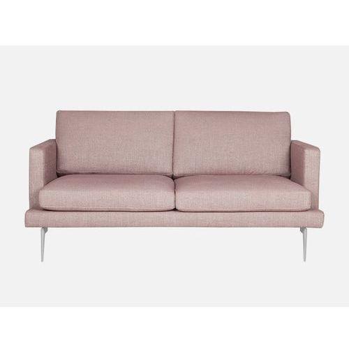 Sofa Ludvig 2 seater FLOSSY 9 aubergine tkanina różowa  E1568-0200-2S-FLOSSY9-139, Sits