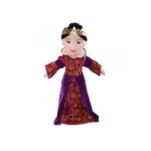 Królowa - pacynka na rękę (pacynka, kukiełka)