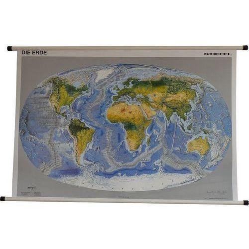 Świat. Mapa ścienna wyd. , produkt marki Stiefel Eurocart