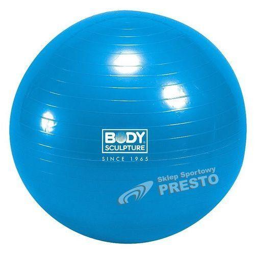 Piłka gimnastyczna 65cm BB 001 - niebieski, produkt marki Body Sculpture