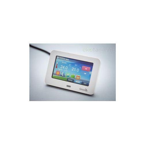 Termostat T010 dotykowy, kolorowy ekran z programowaniem z kategorii Pozostałe ogrzewanie