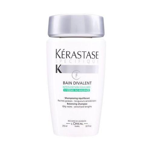 Kerastase SPECIFIQUE BAIN DIVALENT Kąpiel myjąca do włosów tłustych u nasady i suchych na końcach (250 ml) - produkt z kategorii- odżywki do włosów