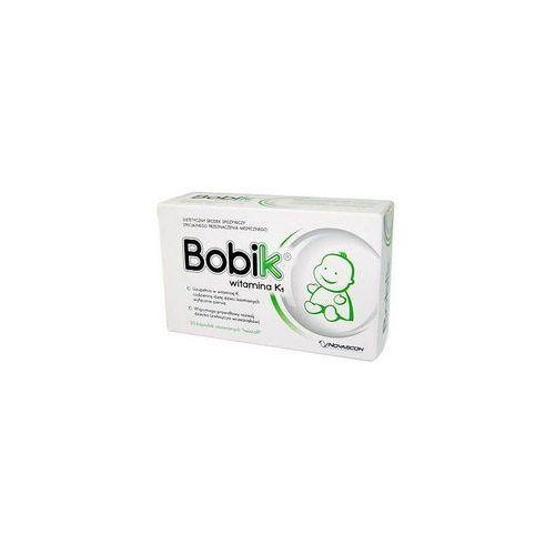 Bobik K (wit.K1) x 30 kaps, postać leku: kapsułki