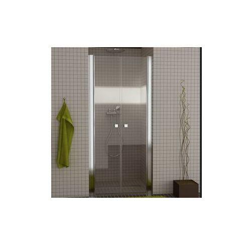 SANSWISS SWING - LINE Drzwi dwuczęściowe SL2 (drzwi prysznicowe)