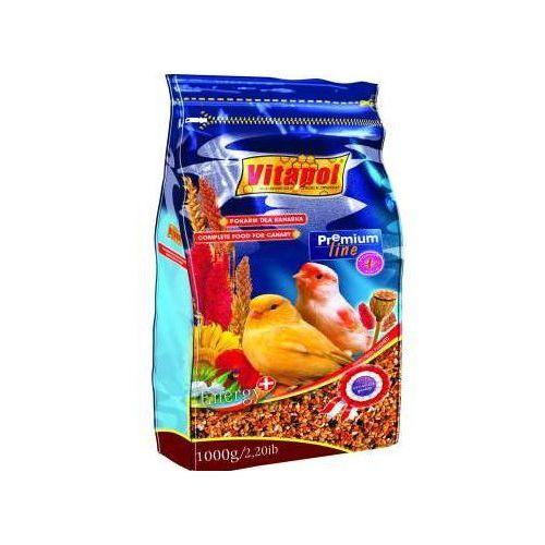 VITAPOL Pokarm Premium dla Kanarków 1kg